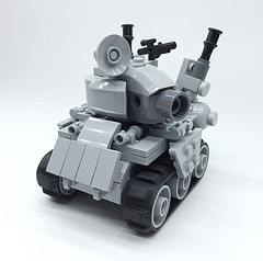 LEGO METAL SLUG_09 (ToyForce 120) Tags: lego robot robots mecha mech mechanic weapon metalslug legomech legomoc
