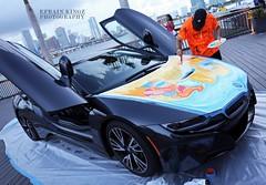 Sexy ride (Efrain Kingz Photography) Tags: efrainkingzphotography sexycar sexyride whip nicecar sportscar sportycar carlover bmw bmwi8 luxury luxurycars amazingcars art miami miamiart miamiskyline miamiartist miamiswimweek swimweekmiami miamicars thedeckatislandgardens miamideck deckmiami swimmiami sexycars artistpainting paintingoncar carpainting paintonacar florida crazyrich superpoor miamilife lifeinmiami livinginmiami portsaintluciephotographer efrainkingz 305 floridaphotographer verobeach i8 bmwcars sexybmw 772