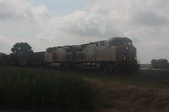 54038 (richiekennedy56) Tags: ac44cw unionpacific up5996 up6232 kansas shawneecountyks menoken topeka railphotos unitedstates usa