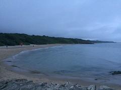 Ballymoney Beach (rwakefielddrohan) Tags: beach wexford ireland ballymoney dusk