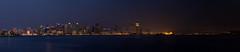 San Diego Skyline (bprice0715) Tags: canon canoneos5dmarkiii canon5dmarkiii landscapephotography landscape longexposure architecture sandiego sandiegoskyline skyline travel city cityscape panorama pano night twilight ef70200mmf28lisiiusm