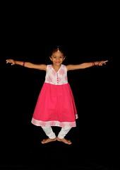 """Everything in the universe has rhythm. Everything dances"" (...Sathiya) Tags: dance bharathanatyam classical indian  bharathanatiyam hindu temples tamil nadu kids children expression happy indureligiousthemesandspiritualideas particularlyofshaivism butalsoofvaishnavismandshaktism sanskrit text natya shastra solo expressive bharata natyam"