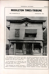 History-of-Middleton_1948_p48 (Max Kade Institute for German-American Studies) Tags: middleton newspaper timestribune zeitung everill daniels firedepartment lionsclub americanlegion library
