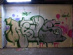 Revs graffiti, Leake Street (duncan) Tags: graffiti leakestreet revs