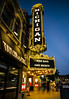 Michigan lights (Phg Voyager) Tags: building longexposure usa ann arbor leica 18mm m9 michigan theater outiside color fun gohsts blury lights bulbes bluehour phgvoyager historicalbuilding historicalheritage street cityscape city urban