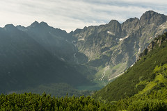 Morskie Oko i Tatry Wysokie (czargor) Tags: outdoor inthemountain mountians landscape nature tatry mountaint igerspoland
