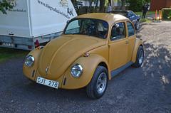 Slussvaktartrffen k-d (saabrobz) Tags: karlstad vw beetle volkswagen