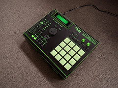 _0040229 (ghostinmpc) Tags: akai mpc2000xl ghostinmpc custommpc 16pads