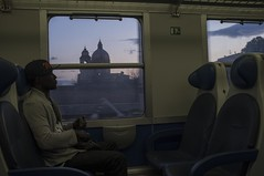 . (Le Cercle Rouge) Tags: saintfranoisdassise italia italie train eternal traveller humans shadow silhouette assise assisi