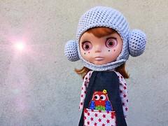 Conrad the explorer (TuSabesBlythe) Tags: conrad doll blythe bl kozy kozykape
