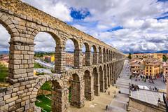 Segovia Aqueduct (Context Travel) Tags: madrid segovia shutterstock