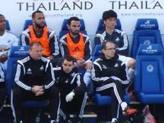 Photo of Swansea bench