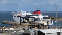 15 04 11 Rosslare   (18) (pghcork) Tags: ireland ferry wexford ferries rosslare stenaline irishferries
