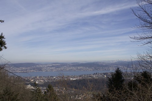 From Uetliberg to Felsenegg , Zurich