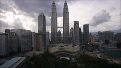 Traders & Regalia SOOC Timelapse (Arief Rasa) Tags: timelapse cityscape cityscapes kualalumpur kl klcc sunsetsunrise kltower unedited tradershotel sooc regaliaresidence