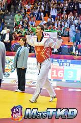 Mundial de Taekwondo: Chelyabinsk 2015 (día 7)