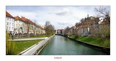 Pasqua a Lubiana -  Easter in Ljubljana (Explore May 26, 2015 #184) (Jambo Jambo) Tags: river easter fiume slovenia ljubljana pasqua ljubljanica lubiana jambojambo panasonicdmcft25