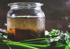 Vegan dashi (foodpornveganstyle) Tags: food seaweed cuisine japanese soup vegan stock vegetarian algae broth dashi kombu veganfood foodphotography bulion foodstyling glony algi foodpornveganstyle