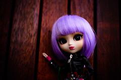 Violetta (Project Doll House) Tags: hello simone kitty pullip limited edition legno tokidoki violetta