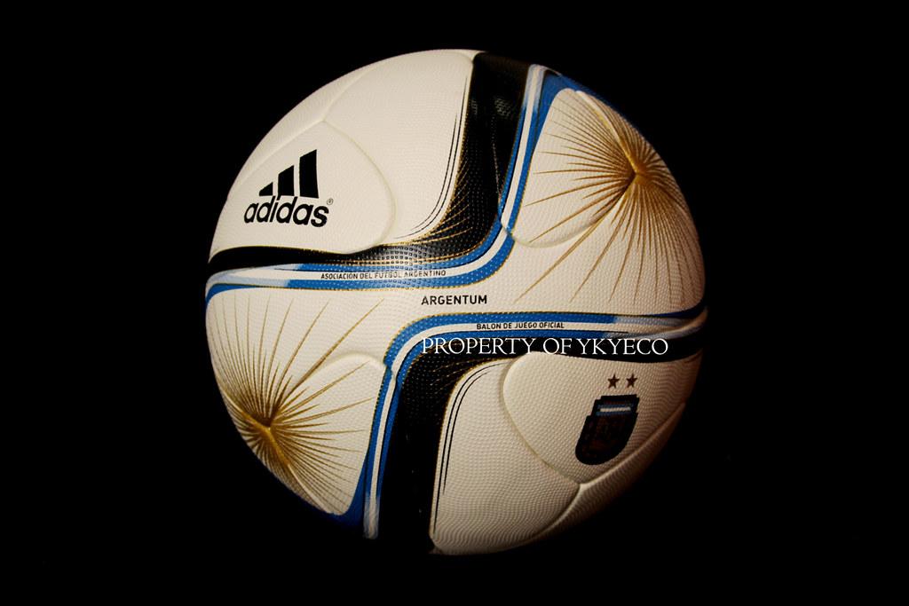 ADIDAS Argentum 2015 OMB Balon de Juego Fussball Official Matchball Fußball