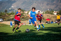 Don't Be Late To The Meeting (SoCal Mark) Tags: california county ca boy orange cup sports kids youth club ball children football play soccer meeting tournament oc futbol 5050 spartan fifty tourney 2015 u14
