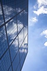 Quarante neuf (Gerard Hermand) Tags: sky cloud paris france reflection building glass canon ciel nuage faade immeuble ladfense verre frontage rflexion formatportrait eos5dmarkii gerardhermand 1605011446