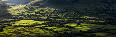 The Vale of Edale (Keartona) Tags: edale valley green summer peakdistrict derbyshire england english landscape fields countryside view scenery panorama