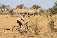 Sense of Africa meets GocheGanas (GocheGanas) Tags: africa travel vacation holiday tourism sports nature animals architecture landscape cuisine hotel wildlife mountainbike reserve lodge resort adventure safari experience rhino destination wilderness accommodation fitness mountainbiking namibia rhinoceros windhoek wellness wildanimals tranquillity khomas tranquillit paulbrinkmann senseofafrica