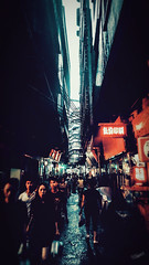 #Life in #alleys city guangzhou#people#Chinese #China #Guangzhou (islamnouro) Tags: life china chinese guangzhou people alleys