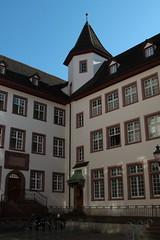 Domhof ( Erbaut 1578 als Sitz fr den Schaffner des Domstiftes ) in der Altstadt - Stadt Basel im Kanton Basel Stadt der Schweiz (chrchr_75) Tags: hurni christoph schweiz suisse switzerland svizzera suissa swiss chrchr chrchr75 chrigu chriguhurni chriguhurnibluemailch juli 2016 juli2016 albumstadtbasel baselstadt stadtbasel kantonbaselstadt stadt city ville  by  citt  stad ciudad
