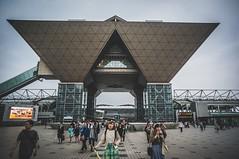DSC00586 (SAMXSAM's Photography) Tags: tokyo  odaiba travelphotography   sonynex6 dersignfestavol41 tokyobigsign