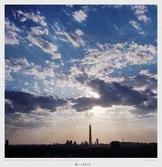 incomparable sunset (derek*werner) Tags: film rollei rolleiflex fuji superia 400 epson fujifilm tianjin planar xtra landscope 35f v850 gtx980