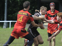 Saddleworth Rangers v West Bank Bears 16s 17 Jul 16 -14 (clowesey) Tags: west youth rugby bears north under bank 16 rangers league widnes rugbyleague saddleworth under16 saddleworthrangers westbankbears widneswestbank northwestyouthleague widneswestbankbears