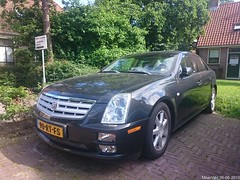 Cadillac STS 3.6 V6 2005 (90-RT-FS) (MilanWH) Tags: 2005 seville cadillac 36 v6 sts 90rtfs