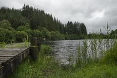 Loch Ard Jetty (garry q) Tags: lake water river landscape outdoor jetty scottish serene loch trossachs lochs ard