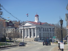 Sussex County Courthouse, April 17,2016 (rustyrust1996) Tags: sussexcounty newton newjersey courthouse