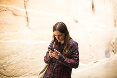 Liz in MONA (Kate Farquharson) Tags: museumofoldandnewart mona tasmania canon5dmarkiii portraiture katefarquharson