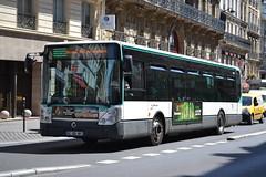 RATP Paris 3553 AC-004-NR (Will Swain) Tags: paris 18th july 2016 bus buses transport travel vehicle vehicles county country europe france french capital city centre parisien ile de ledefrance le nord north ratp 3553 ac004nr