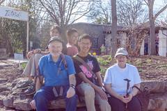 Zoo Louisville-5881 (TeamHuerta) Tags: louisvillezoo 2016 ky zoo children grandparents spring
