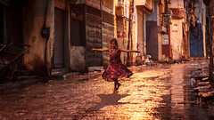 Rain Dance -  Bengaluru,  India (Kartik Kumar S) Tags: 600d canon photography street children kids karnataka bengaluru bangalore people monsoon dance night