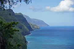 Na Pali Coast - Kauai, Hawaii, US (Stickwork-Steve) Tags: kauai napali
