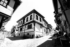 Eskiehir Odunpazar (SONER DKER) Tags: siyahbeyaz eskiehir odunpazar sokak tarihievler