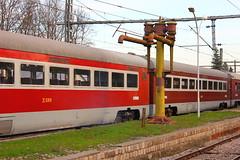 Linares (El Sirio) Tags: tren train chile efe accpf linares linke hofmann busch expreso del recuerdo ferrocarriles estado