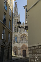 What is that? (jcfasero) Tags: burgos espaa spain catedral cathedral street stphotographia sony a6000 outdoor city ciudad