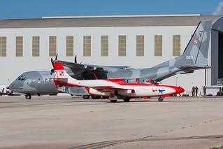 Polish Air Force / PZL TS-11 Iskra / 7 / Malta Luqa Airport / 23.09.16