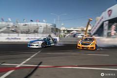 Formula Drift Main Event (carninja) Tags: models porsche rwb drifting drift stance formuladrift carninja rwbporsche