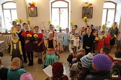 34. Пасхальный праздник в школе «Умелые ручки»