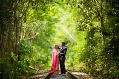 Love in Line (AvijitNandy) Tags: wedding canon200mmf2l canon5dmarkiii outdoorcouple lauwashora