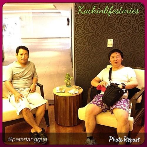 """by @petertanggun """"at the spa room..."""