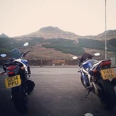 #suzuki #sfv650 #R6 #Yamaha #scotland #highlands (henderson231280) Tags: square sierra squareformat iphoneography instagramapp uploaded:by=instagram
